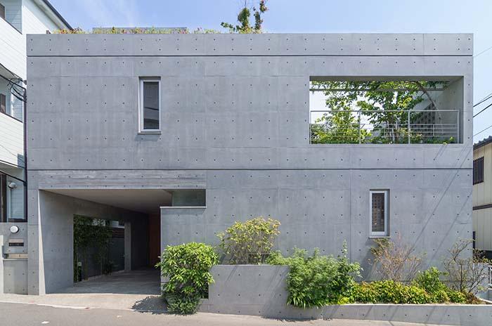 中海岸のコートハウス 1(村田研究室)